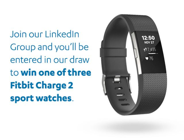 Win a Fitbit Charge 2! featured image