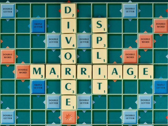 Divorce and broken hearts featured image