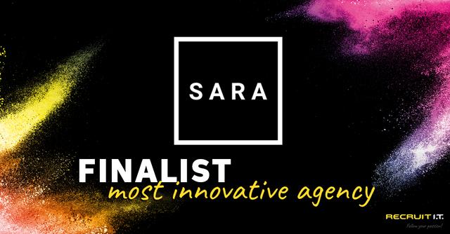 RECRUIT I.T: SEEK Annual Recruitment Awards Finalist! featured image