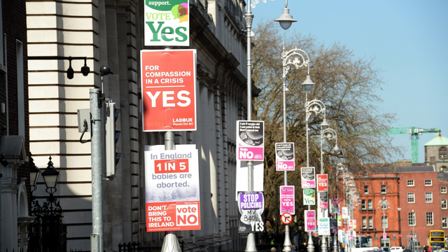 Irish abortion referendum produces toxic mix of politics and advertising featured image