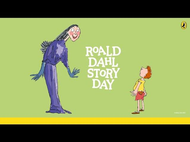 Enjoy special guests, draw-alongs and guessing games  from Roald Dahl's Story Day! featured image