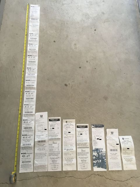Blame Big Data for CVS's endless miles of receipts featured image