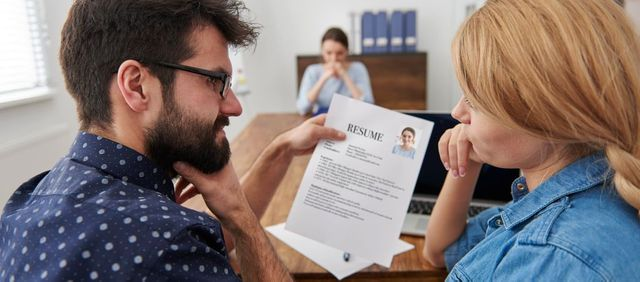 Use Times New Roman for your CV and you won't get the job... featured image