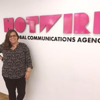 Linda Buch, Content Executive, Hotwire Public Relations