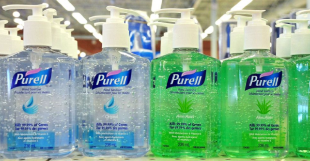 Hand Sanitizer's Marketing Claims Evidence a New, Unapproved Class of Drugs featured image
