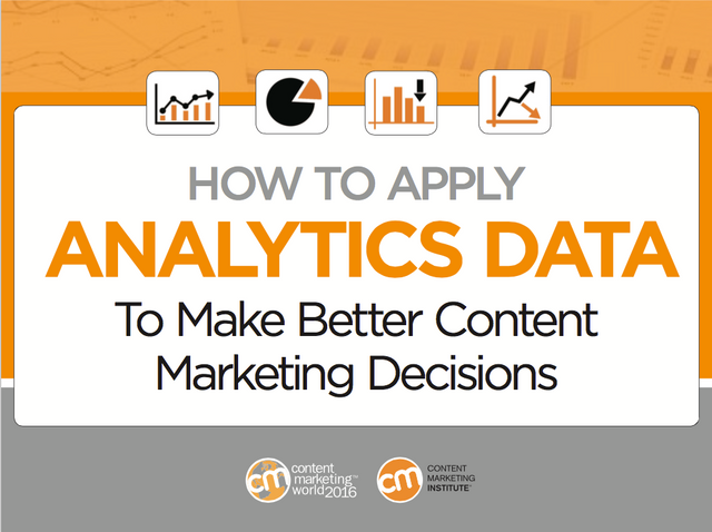 How to Apply Analytics Data to Make Better Content Marketing Decisions featured image