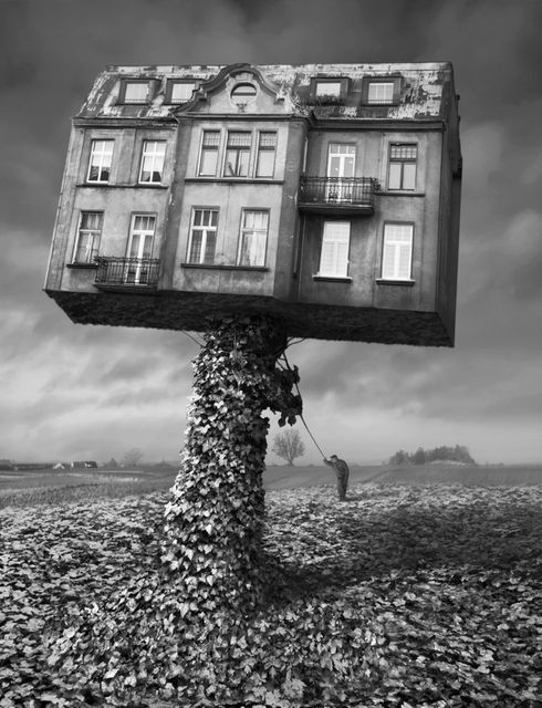Surrealist Polish photographer featured image