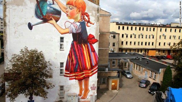 Street art goes large in Poland thanks to Etam graffiti group featured image