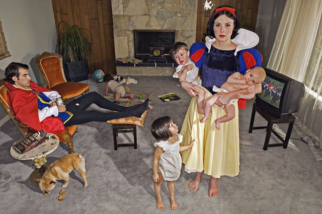 Disney Princesses' happily-ever-after... featured image