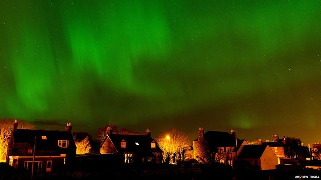Northern Lights in the UK featured image