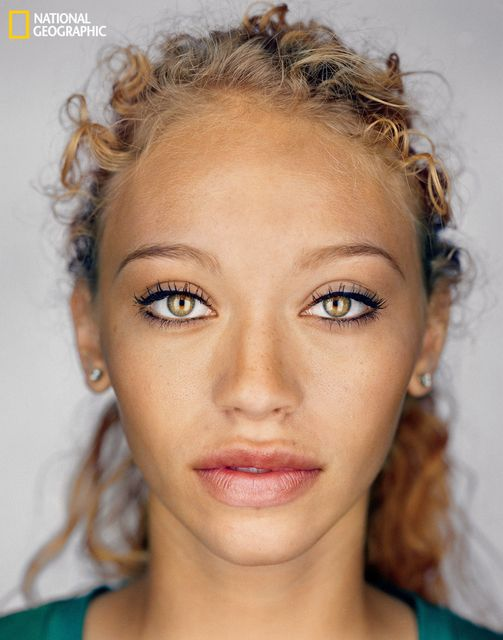 By 2050, the average American will look similar to this, according to National Geographic featured image