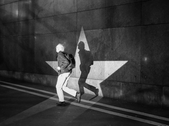 What happens when you combine projected light with street photography featured image