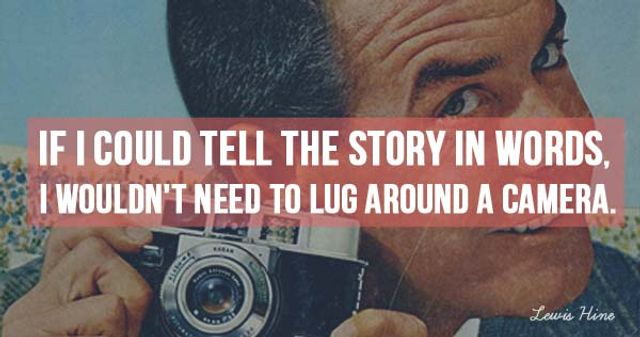A few inspirational quotes about photography... featured image