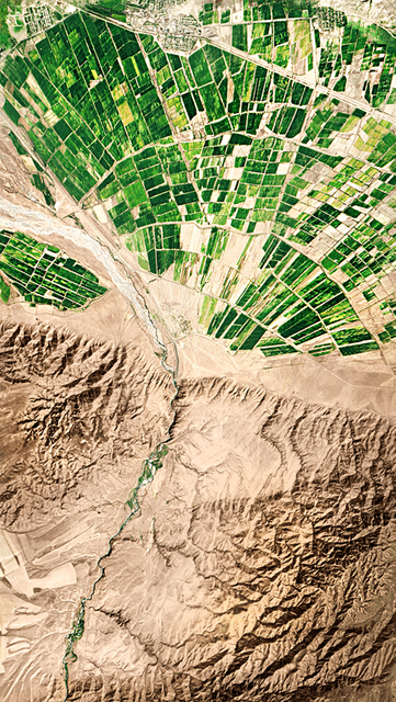 Aerial shots of the Earth for your iPhone wallpaper featured image
