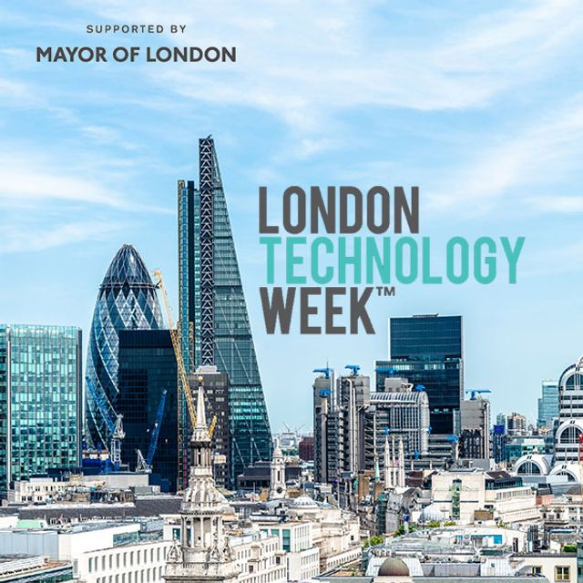 London Technology Week featured image