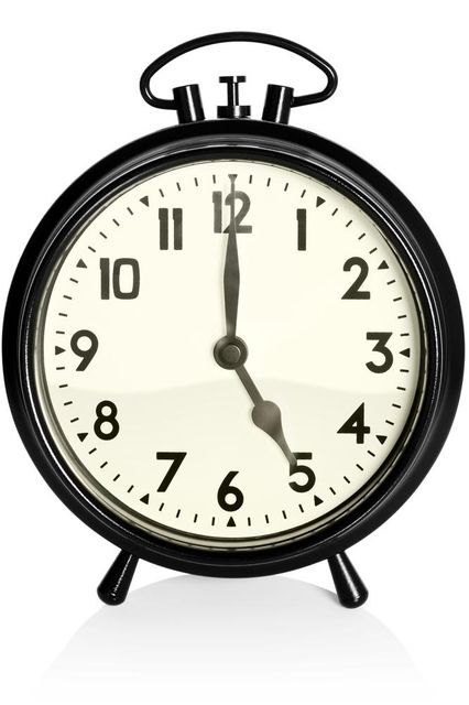 Move the Clocks Forward at 4pm on Friday featured image