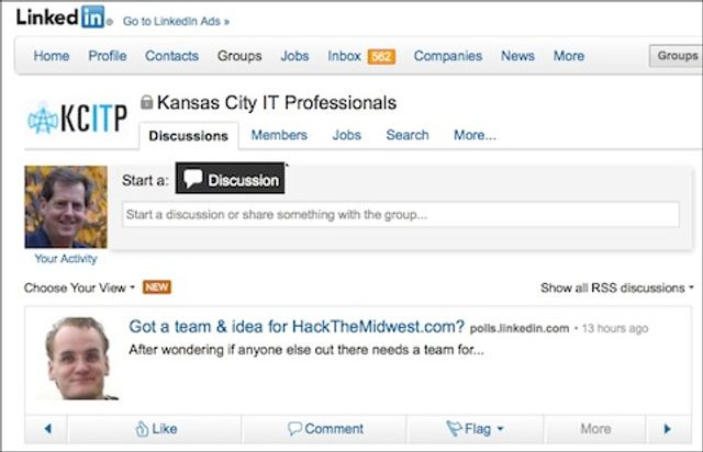 Share Your Expertise to Full Effect on LinkedIn featured image