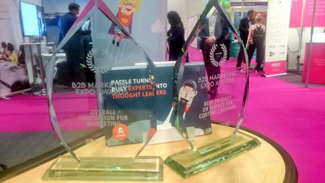 Passle wins two B2B Marketing Awards featured image
