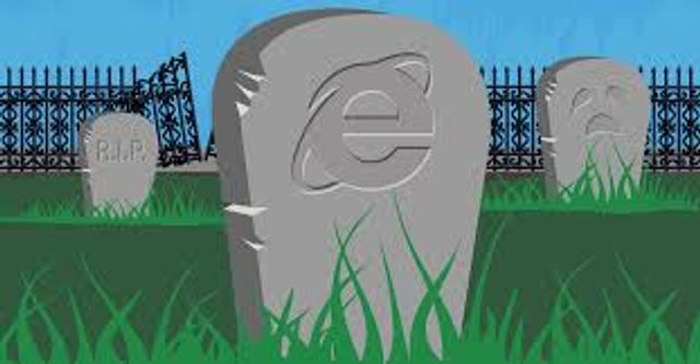 Hello 2016 ... farewell old versions of IE! featured image