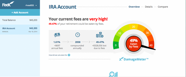 FeeX launches in the U.S. to be the 'Waze of retirement fund planning' featured image