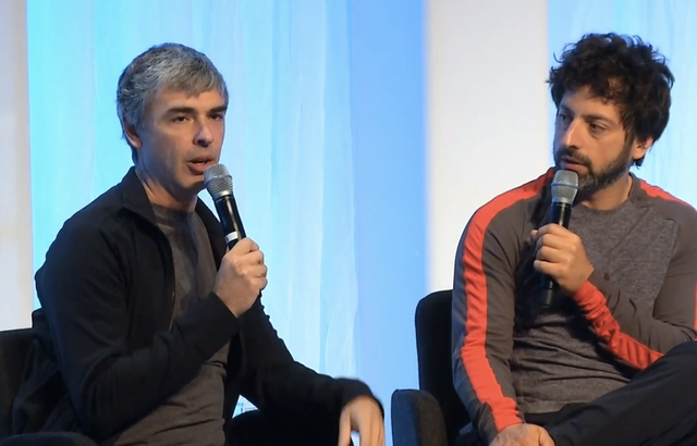 What happens when the machines take my job? Larry Page's surprisingly European POV. featured image