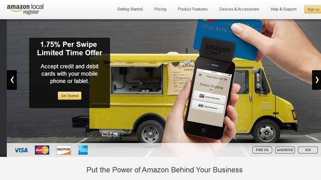 New Amazon mPOS undercuts Square and PayPal featured image
