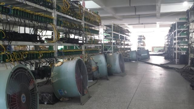 Inside a Chinese Bitcoin Mine featured image