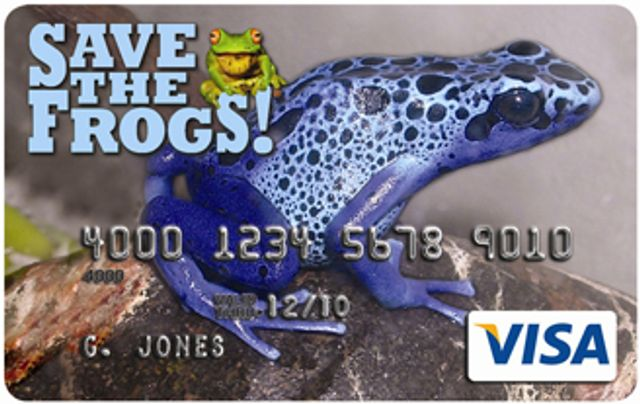 Save the Frogs! The Rise of Micro Affinity Credit Cards featured image