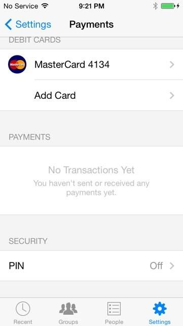 @Facebook Messenger has P2P payments coming. @SquareCash style. featured image