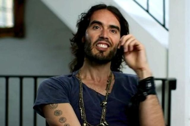 Russell Brand, bankers' scourge, holds on to their cash featured image