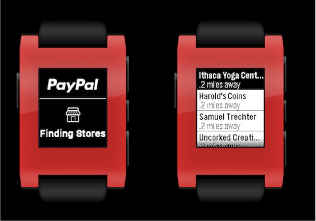 Pebble and PayPal Give You Another Stupid Way To Pay For Stuff featured image