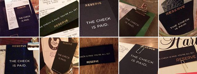 Reserve Raises $15M To Help With Your Restaurant Reservations And Payments featured image