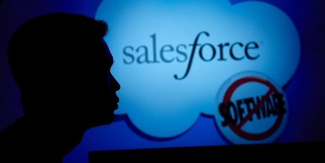 What's at stake for advisers if Salesforce is bought out? featured image
