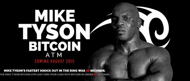 Mike Tyson suckered into endorsing branded Bitcoin ATMs in potential scam featured image