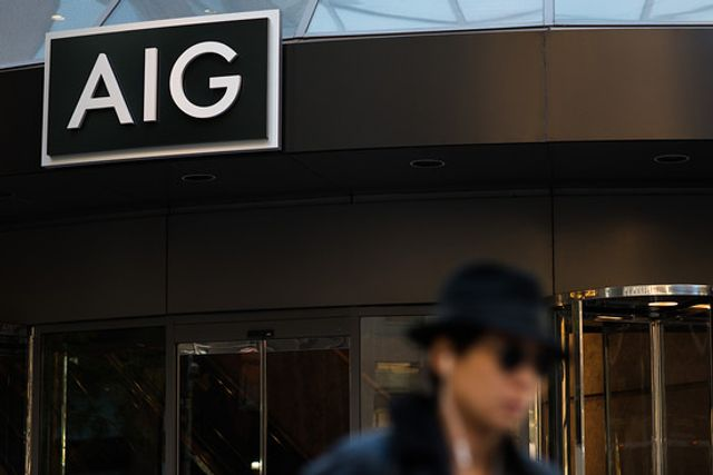 AIG CEO to Face Critics Who Seek Breakup featured image
