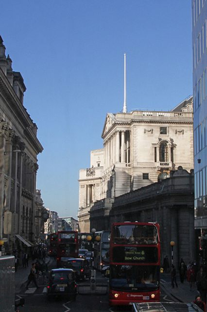 Bank of England considering digital ledger for RTGS in 2017 featured image