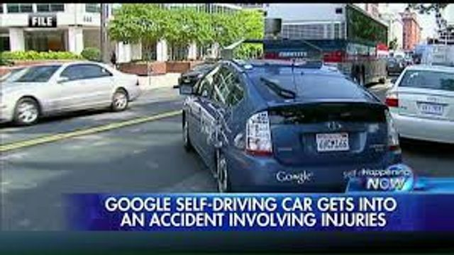 Humans Are Slamming Into Driverless Cars and Exposing a Key Flaw featured image