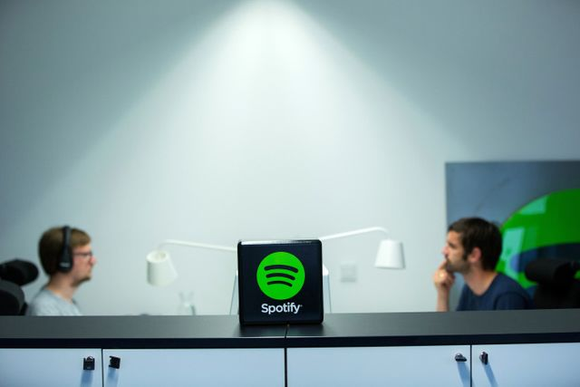 Spotify Buys Startup To Help It Track Musician Royalties featured image