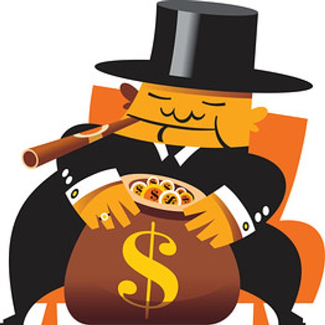Guess who makes more money than bankers? Their regulators! featured image