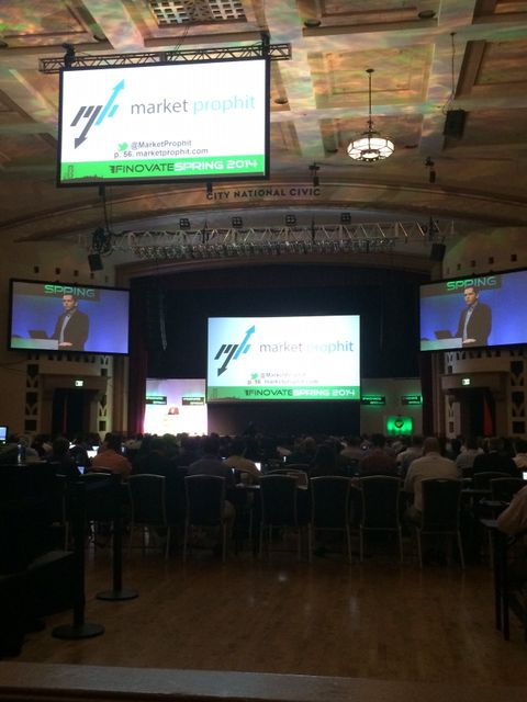 Finovate Spring 2014: FinTech entrepreneurs are disrupt banking featured image
