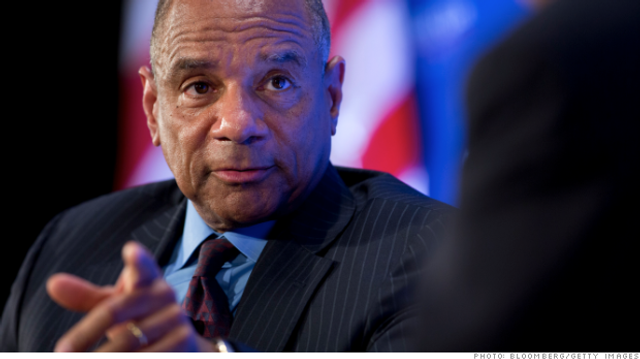Ken Chenault, CEO of American Express, explains how the payments industry is changing featured image