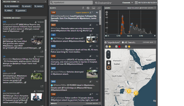 Dataminr raising $50m to dig data out of social media for investors featured image