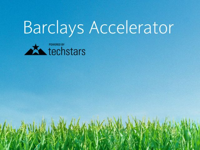 Barclays launches a Techstars fintech accelerator program in New York featured image