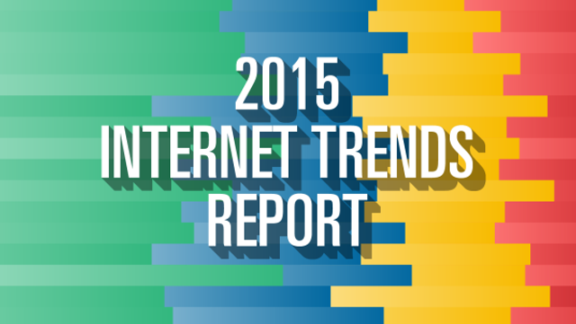 The most important insights from Mary Meeker's 2015 Internet Trends report featured image