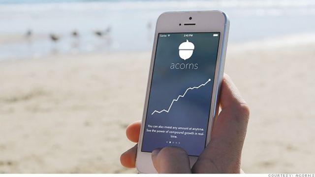 Acorns raises $23m in third round of financing featured image