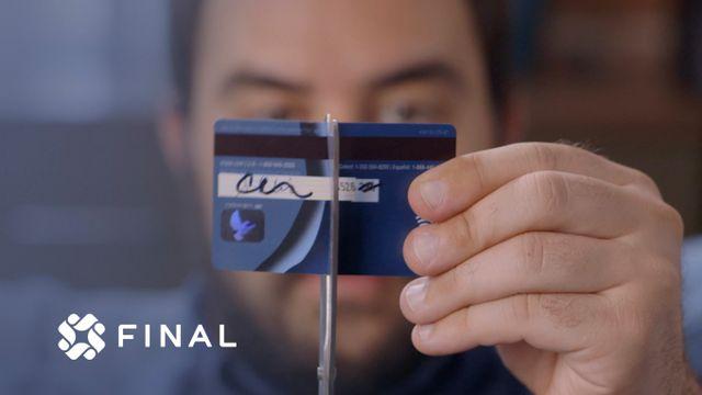 Credit card scrambler, Final, raises $1M featured image