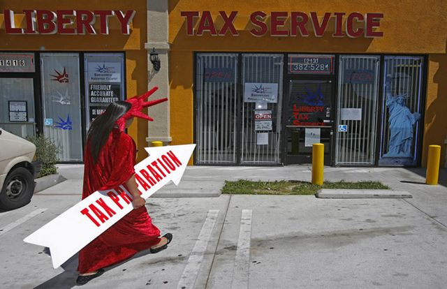 The Gloomy Future Of The Tax Preparation Industry featured image