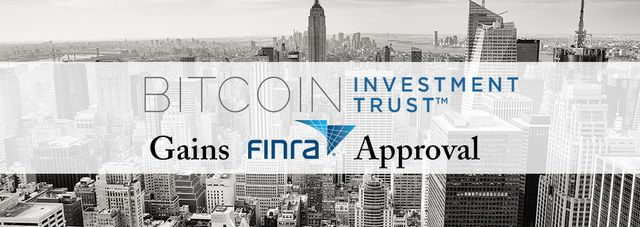 """""""Bitcoin Investment Trust"""" becomes first publicly traded fund featured image"""