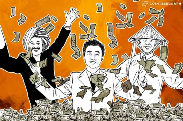 The Great Wealth Transfer East: 62% of New Millionaires are from Asia featured image