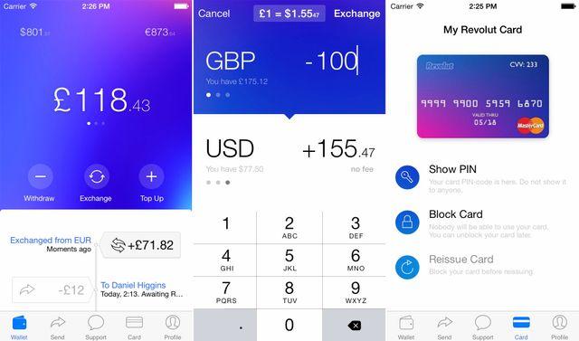 UK based Revolut raises $2.3 million for mobile foreign exchange service featured image